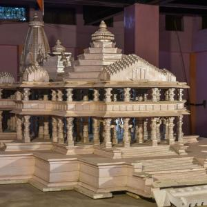 Ram temple crowns Modi as first Hindu Hriday Samrat