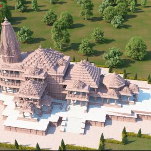PHOTOS: How Ram temple in Ayodhya will look like