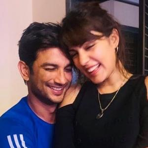 Sushant death: CBI registers case against Rhea