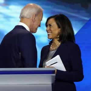 Kamala was very nasty, disrespectful to Biden: Trump
