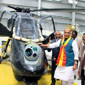 What has Rajnath ordered for Rs 87.22 billion?
