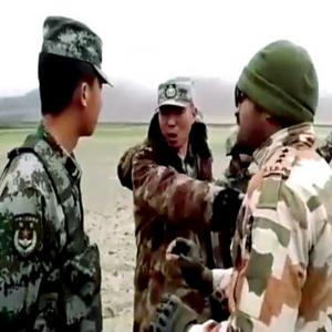 Fought for 17-20 hrs with Chinese in Ladakh: ITBP