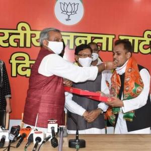 Why this Shaheen Bagh protestor joined the BJP