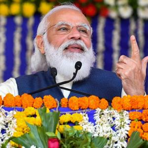 Conspiracy afoot to confuse farmers: PM amid protest