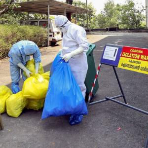 Why all coronavirus cases in India are from Kerala