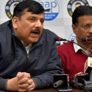 Delhi has said Kejriwal isn't a terrorist: AAP