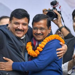 'AAP's win beginning of Hindu appeasement politics'
