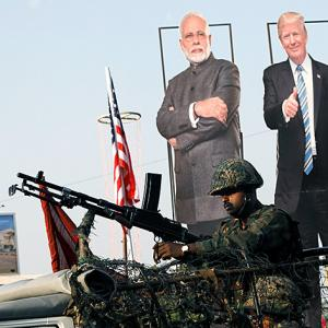 The China Factor: Why the US needs India