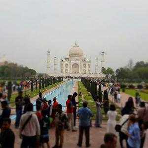 Agra has never 'chamkoed' like this!