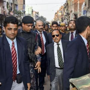 Situation in riot-hit NE Delhi 'under control': Doval