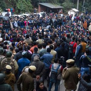 JNU becomes rallying cry for pan-India protests
