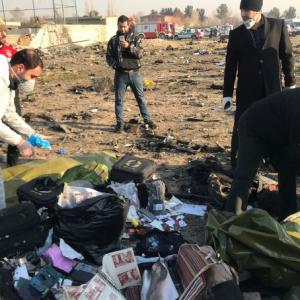 Ukrainian jet crashes in Iran, all 176 on board killed