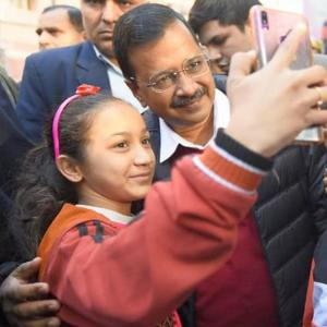 'Lage Raho Kejriwal': AAP's theme song for Delhi polls