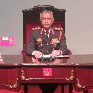 Be vigilant at all time: Army Chief to soldiers