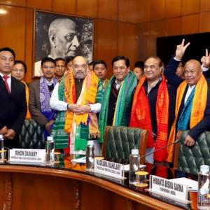Bodo issue: Govt signs accord with NDFB, ABSU