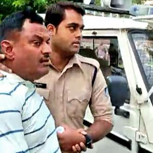 After 6-day run, gangster Vikas Dubey nabbed in MP