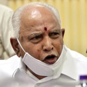 Karnataka CM in quarantine after staff tests positive