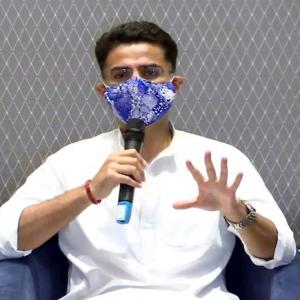 'It is the Congress that has lost, not Sachin Pilot'