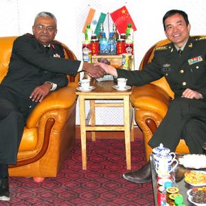 How this Indian general kept the Chinese in check