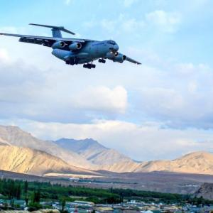 LAC row: IAF top brass to review air defence system