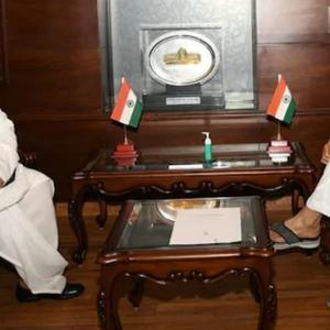 Informed PM about Raj Governor's behavior: Gehlot