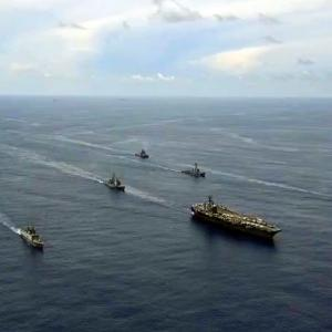 Navy's clear message after LAC row registered by China