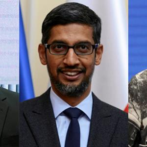 Nadella, Pichai, Nooyi speak up against racism