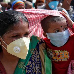 India sees jump of 61,000 Covid-19 cases in 1 week