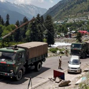 'Ladakh crisis could tempt Pakistan to take advantage'