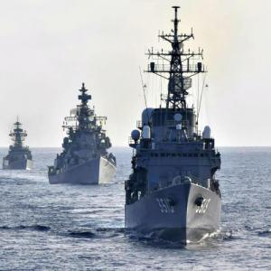 LAC row: Navy increases surveillance in Indian Ocean