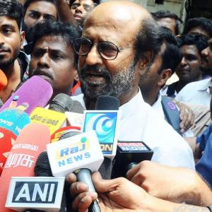 Rajini wants to be king-maker, not king