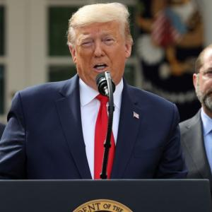 Trump declares national emergency over coronavirus