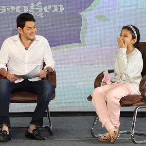 Guess who interviewed Mahesh Babu!