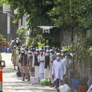 Nizamuddin meet caused big damage: Minorities body