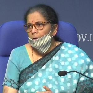Sitharaman unveils Rs 6L cr stimulus, more to follow