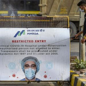Mumbai gears up as Covid-19 overwhelms health system
