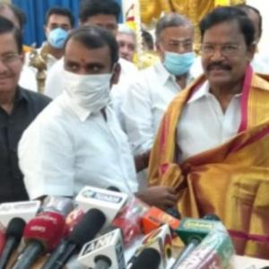 Why BJP snagging Duraisamy from DMK is no big thing