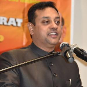 Sambit Patra hospitalised after COVID-19 symptoms