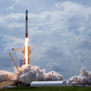 'Historic' SpaceX reaches International Space Station