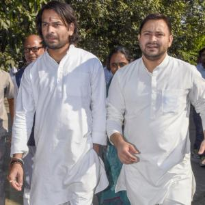 'Nitish Kumar as CM will benefit Tejashwi, not BJP'