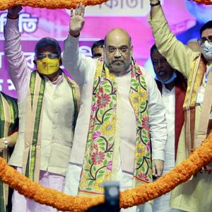 Revealed: BJP's 'Mission Bengal' strategy