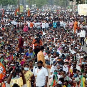 Why AIADMK joined forces with BJP