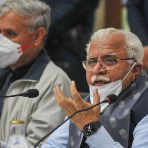 Punjab responsible for farmers' protest: Haryana CM