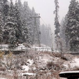 Postcards from a snow-capped Kashmir
