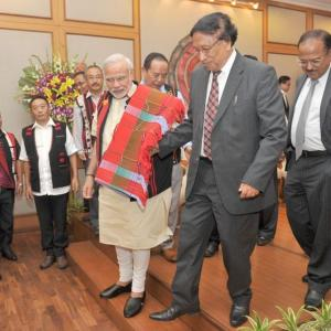 NSCN wants Naga peace talks shifted to '3rd country'