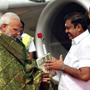 Smooth sailing AIADMK-BJP ties may run into storm