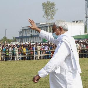 Will Nitish jump NDA ship post poll?