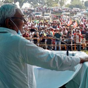 Campaign ends for first phase of Bihar elections