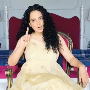 SEE: Kangana Ranaut's message to Sena's Raut