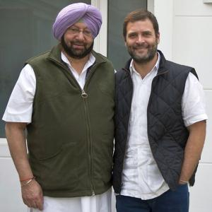 Why Amarinder backs Rahul to lead Congress